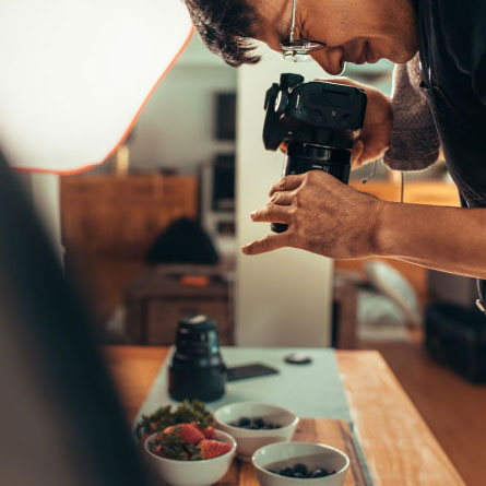Creazione di immagini e foto