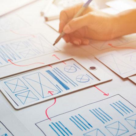 Servizio web design